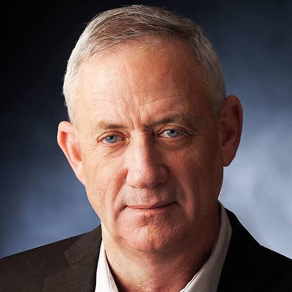 Benny Gantz wird Interimspräsident der Knesset